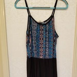 ARDENE| Aztec maxi dress